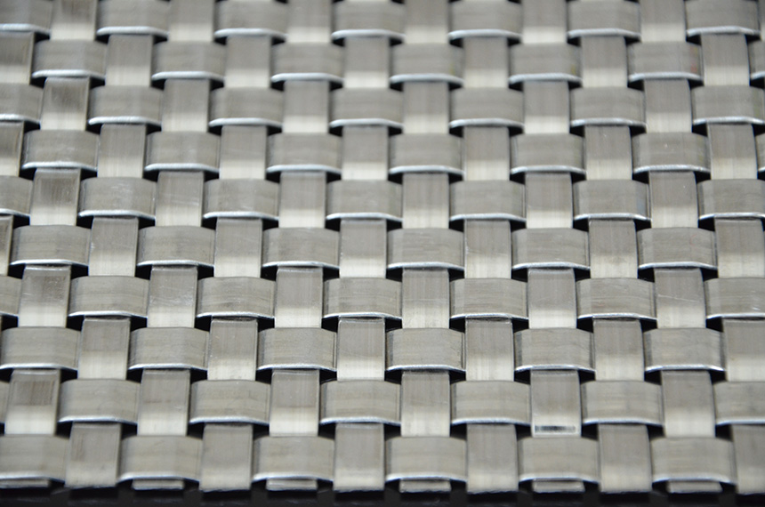 Metal Wire Mesh Decorative Wall Panel