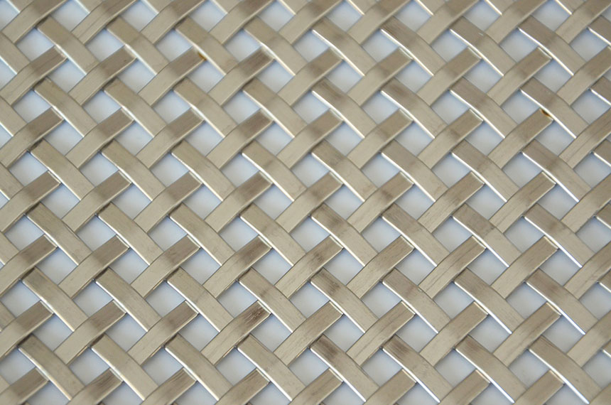 stainless steel architectural mesh panels