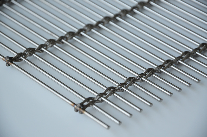 architectural stainless steel wire mesh panels