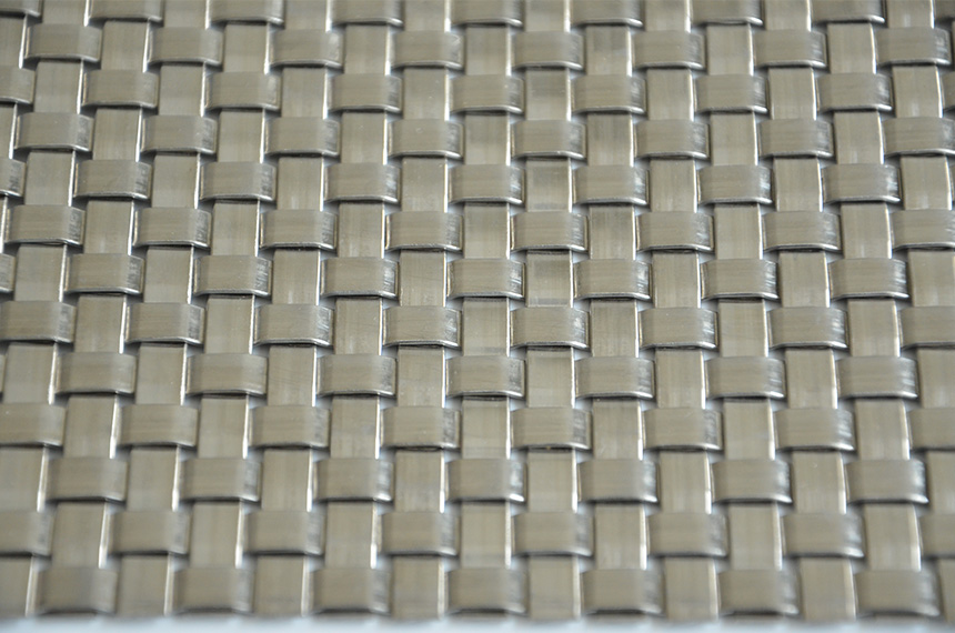 stainless steel architectural metal mesh