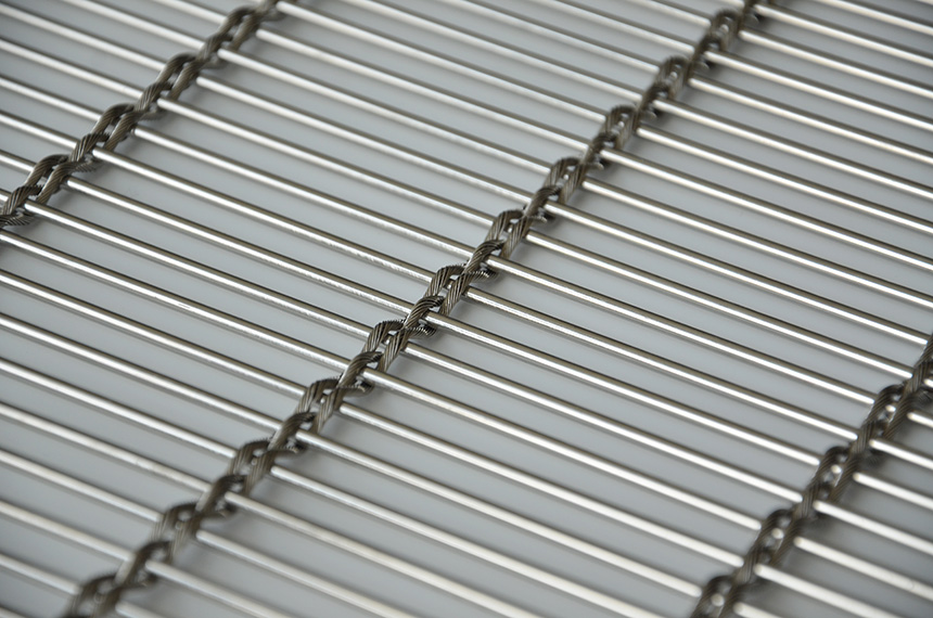 stainless steel architectural mesh fabric