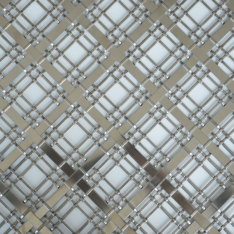 stainless steel decorative mesh screen