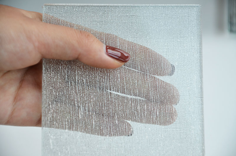 wire mesh laminated glass