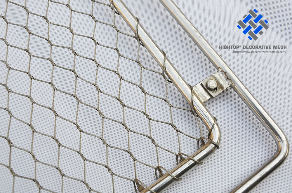stainless steel rope net