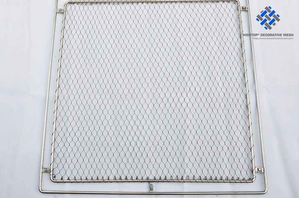 stainless steel zoo netting