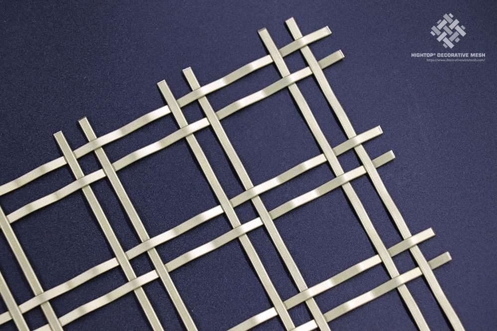 mesh grille insert