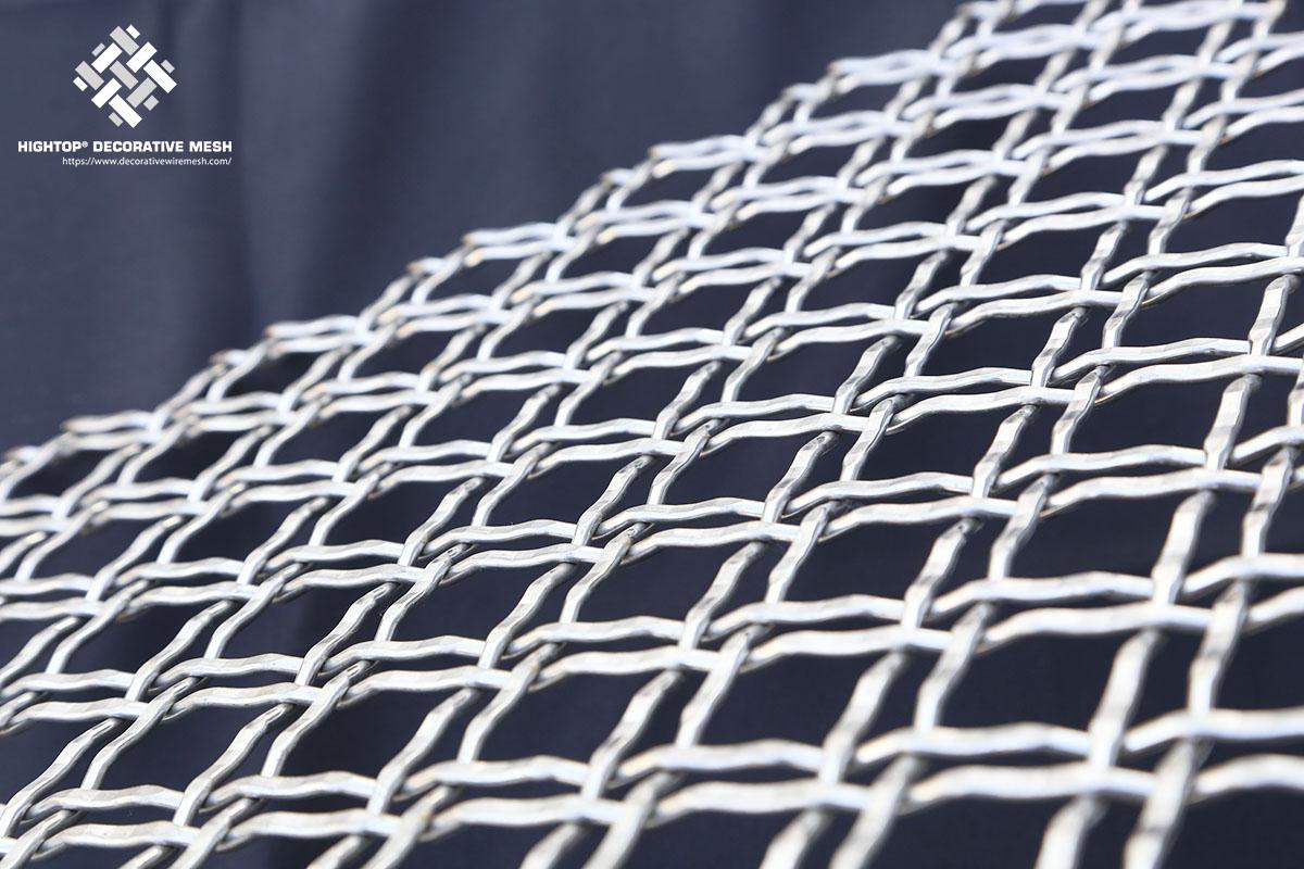 custom mesh grill