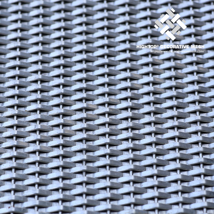 Architectural Steel Mesh Panel