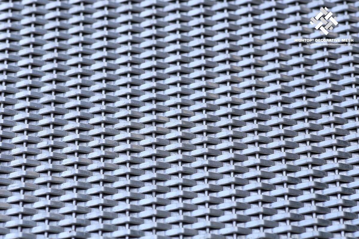 steel mesh panel