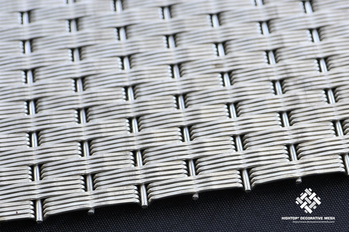decorative stainless mesh sheet