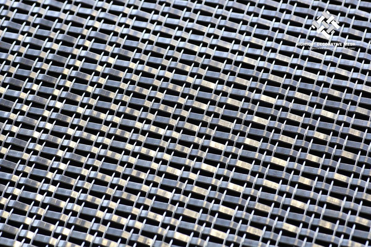 stainless steel woven wire mesh panels