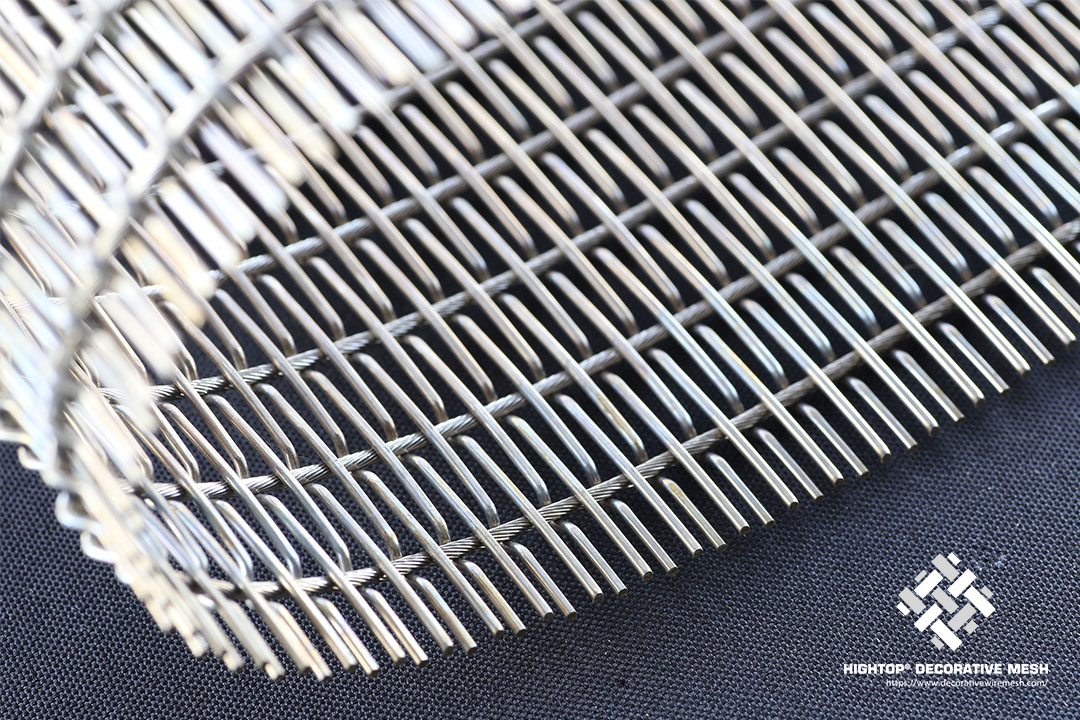 flexible wire mesh screen