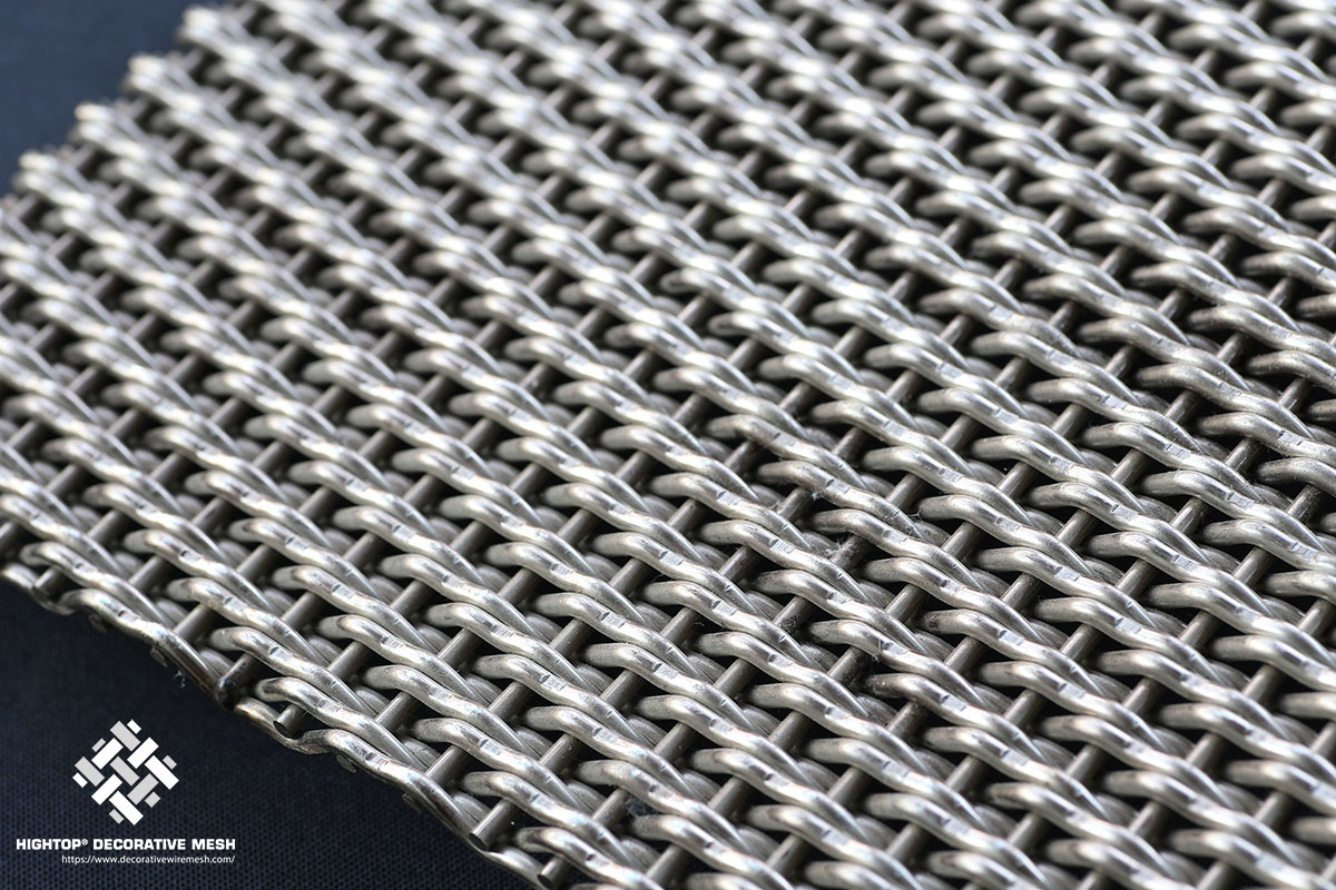 crimped wire mesh suppliers