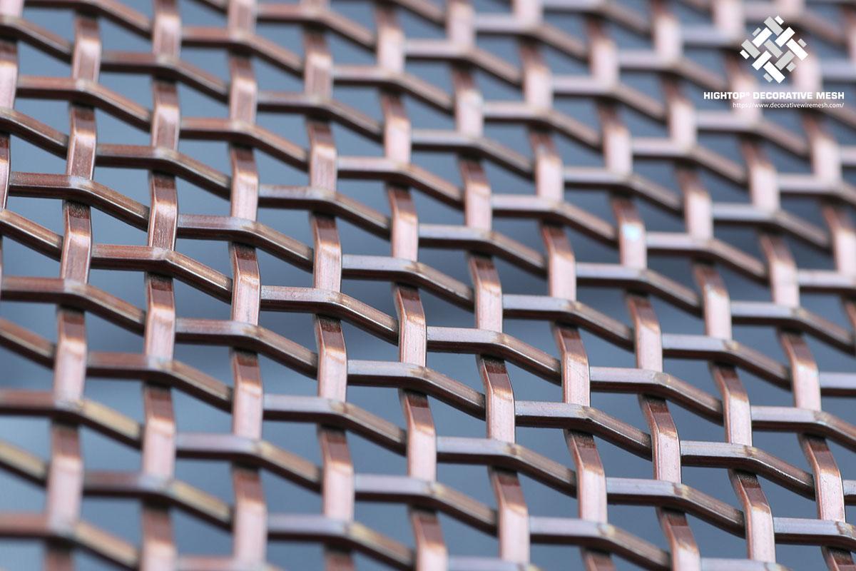 metal mesh panels