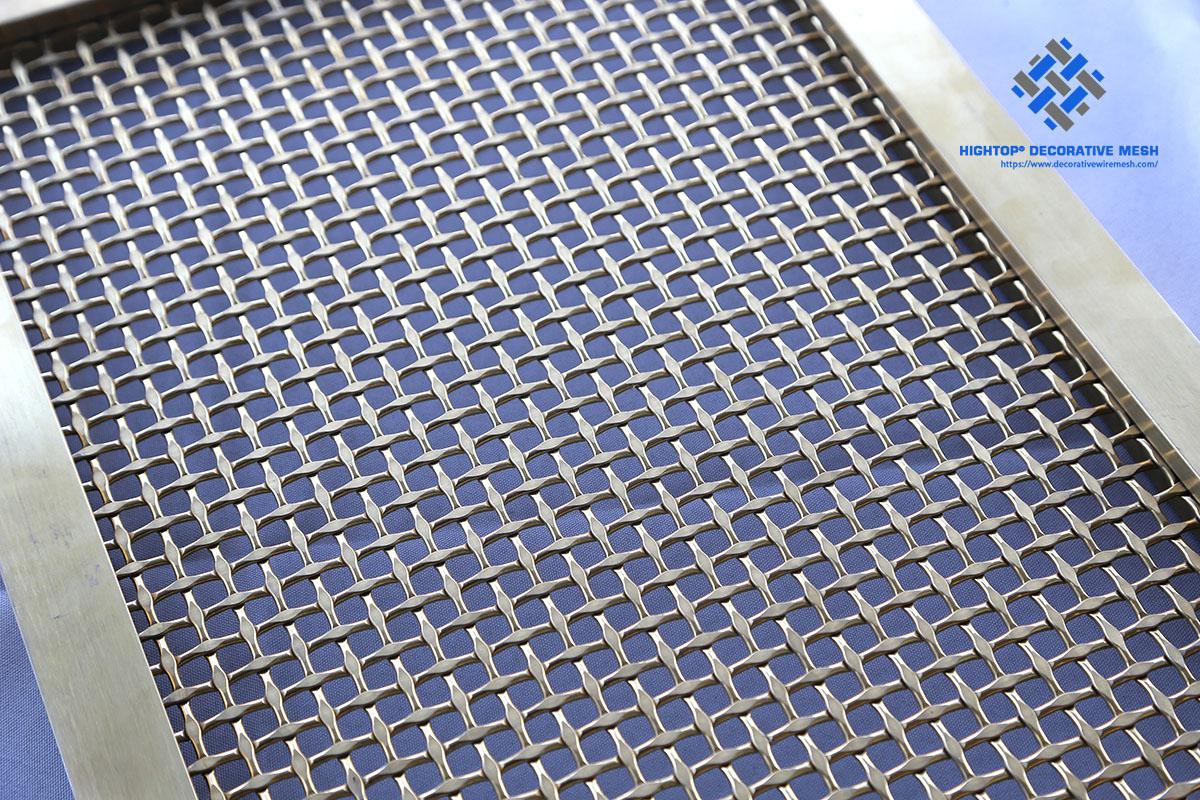 decorative metal lattice sheets