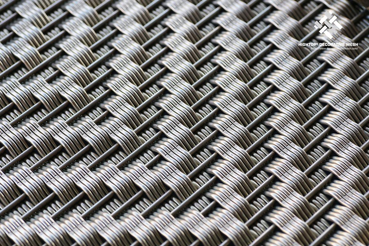 decorative wire panels