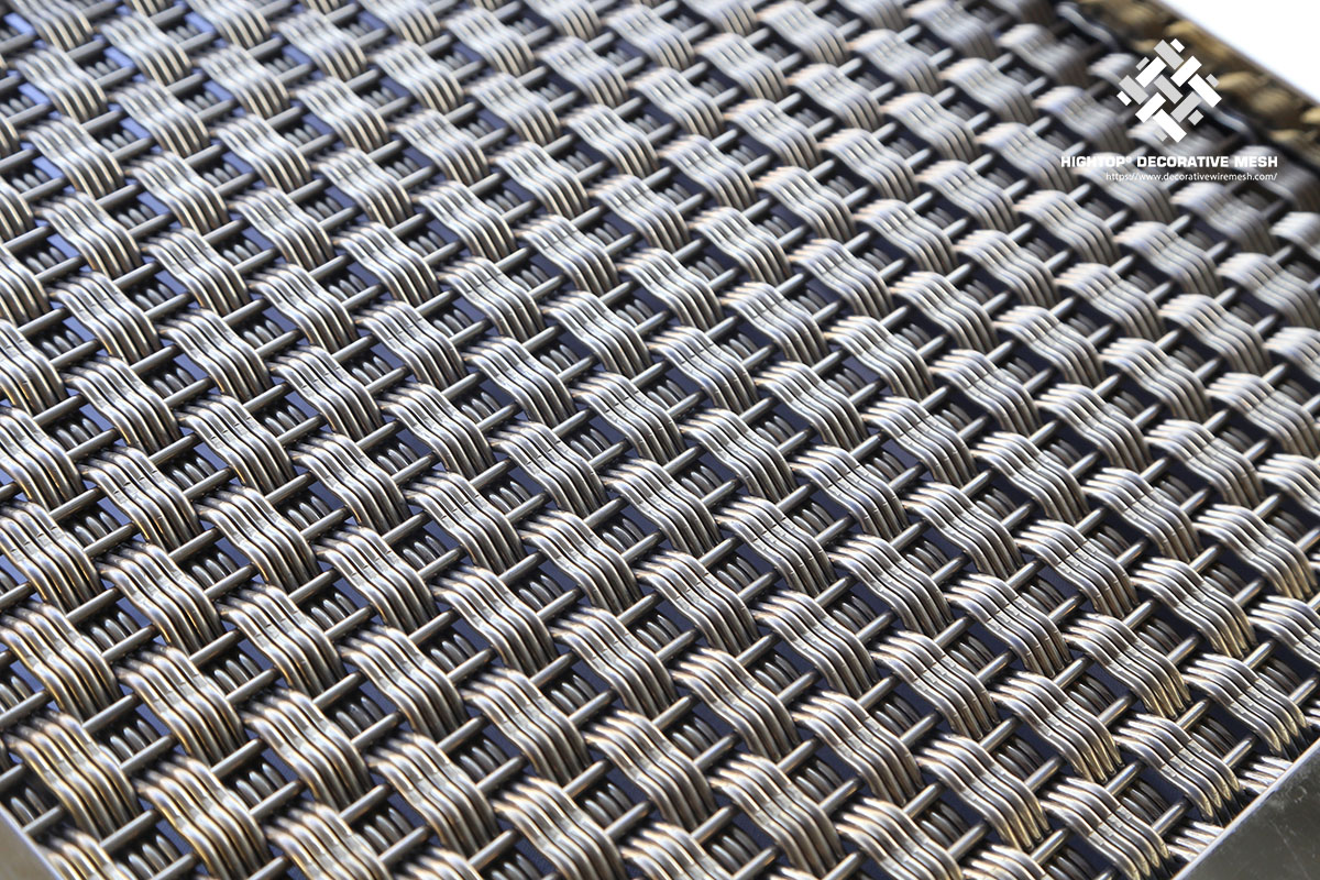 decorative stainless steel mesh panels
