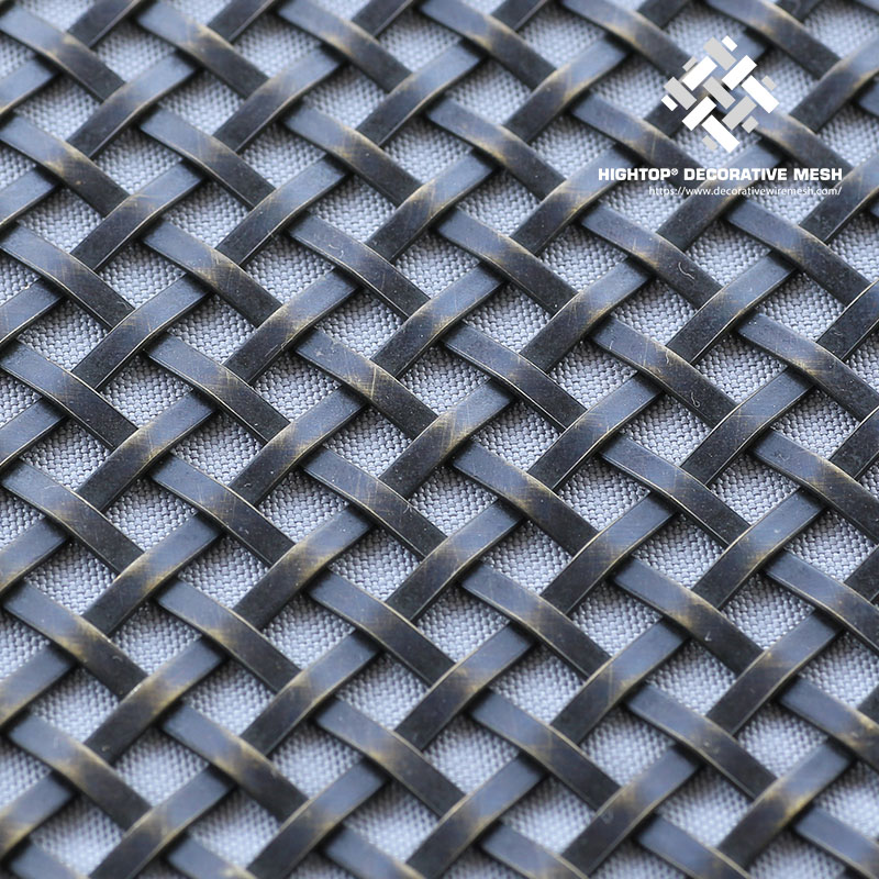 Antique Mesh Grill Sheets