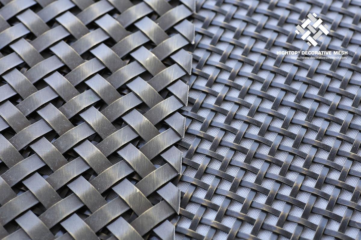decorative antique wire grille mesh sheet