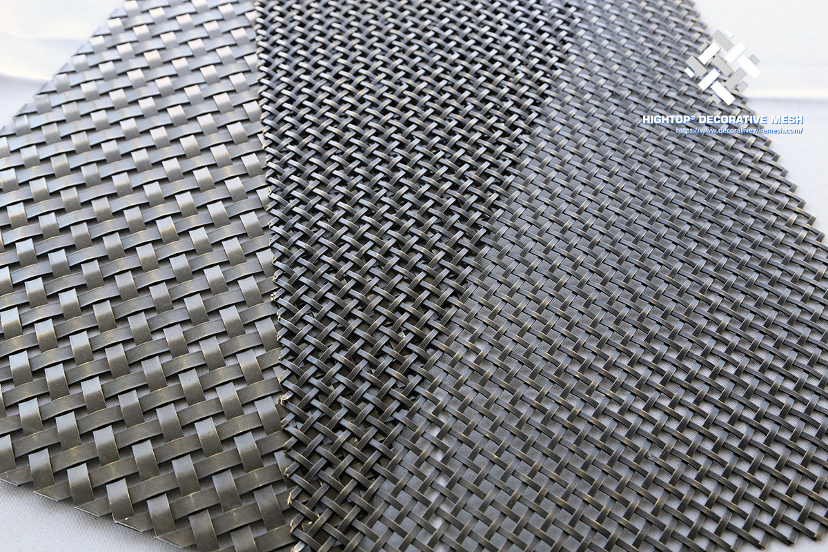 decorative antique metal wire mesh grill sheets