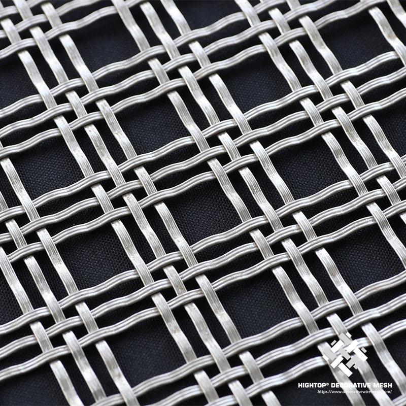 Decorative Stainless Steel Mesh Sheet