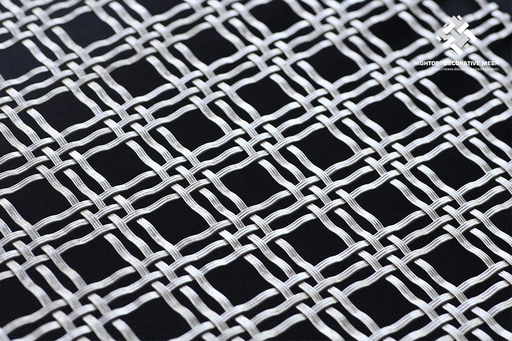 Decorative Stainless Steel Mesh Sheet
