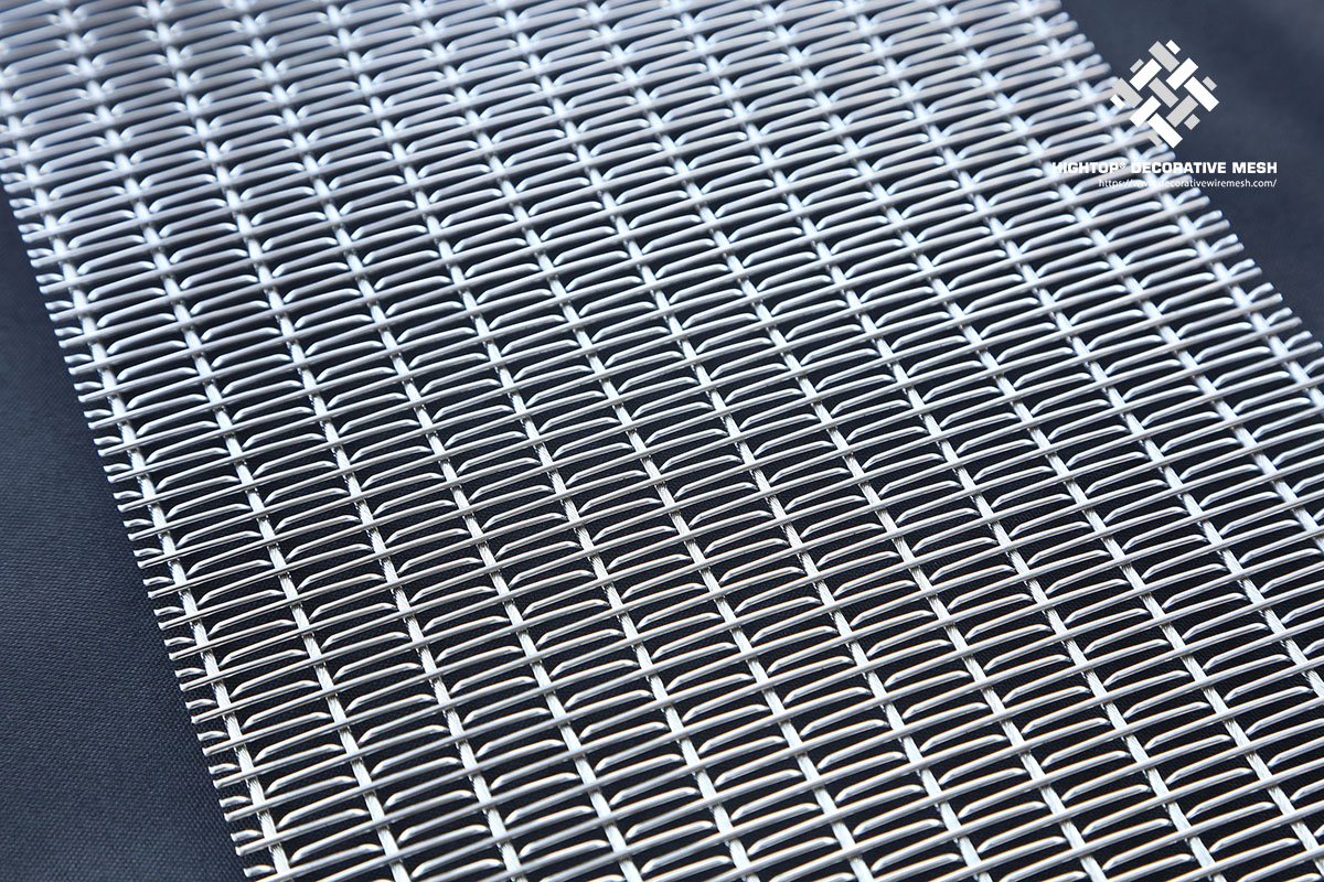 architectural metal wire mesh