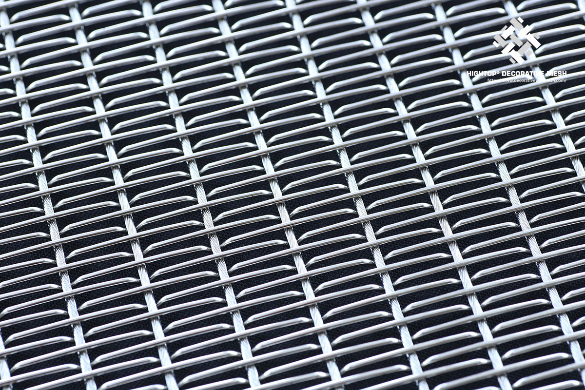 flexible stainless steel mesh