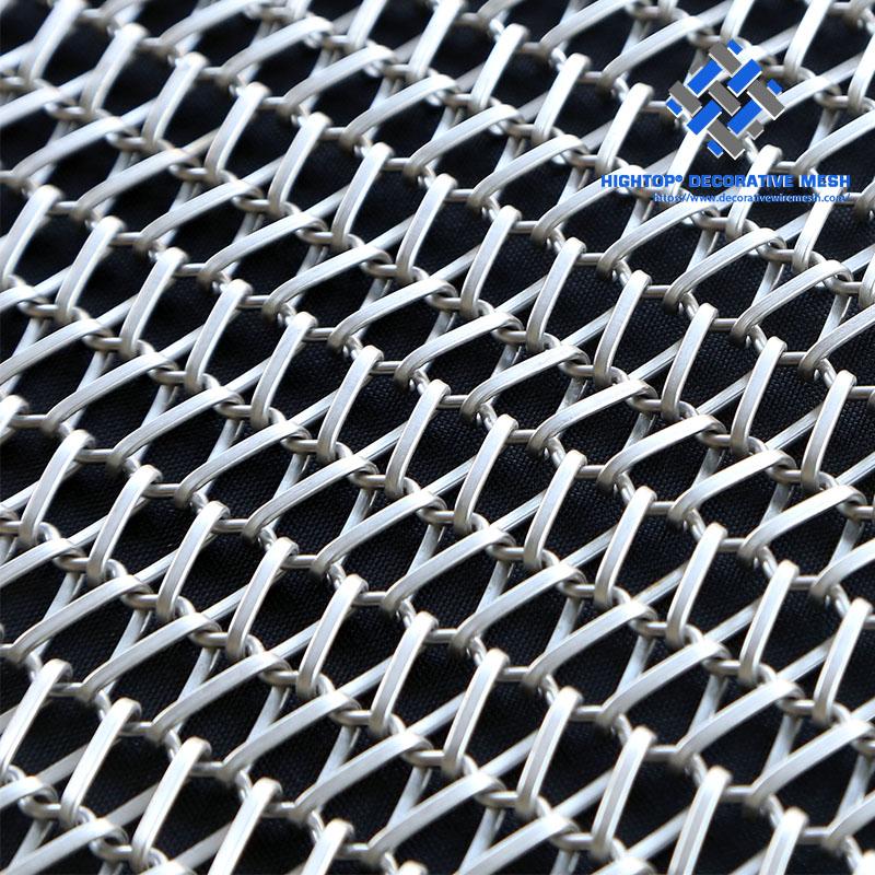 Architectural Spiral Wire Mesh