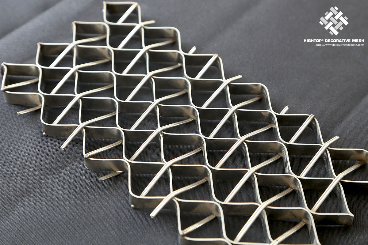 wire mesh railing systems