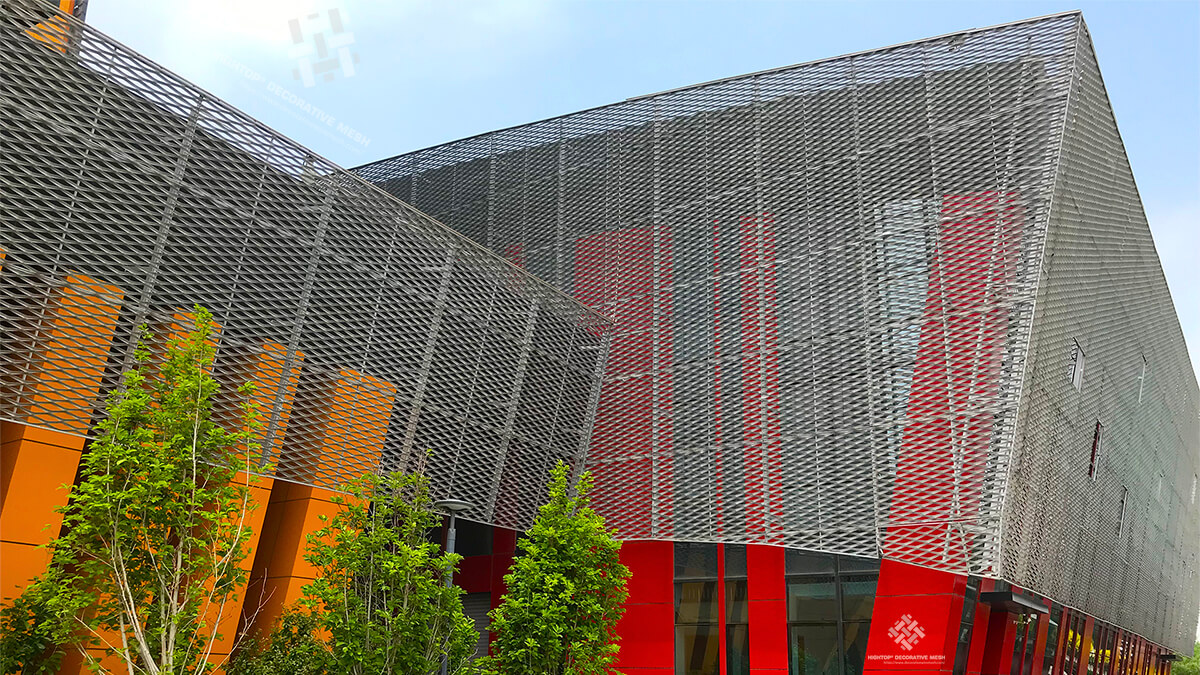 architectural expanded mesh sheet