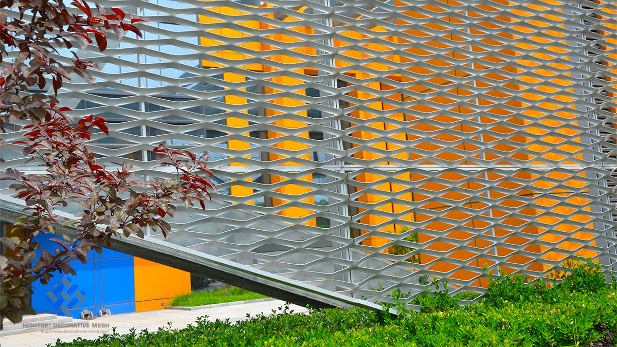decorative expanded metal mesh suppliers