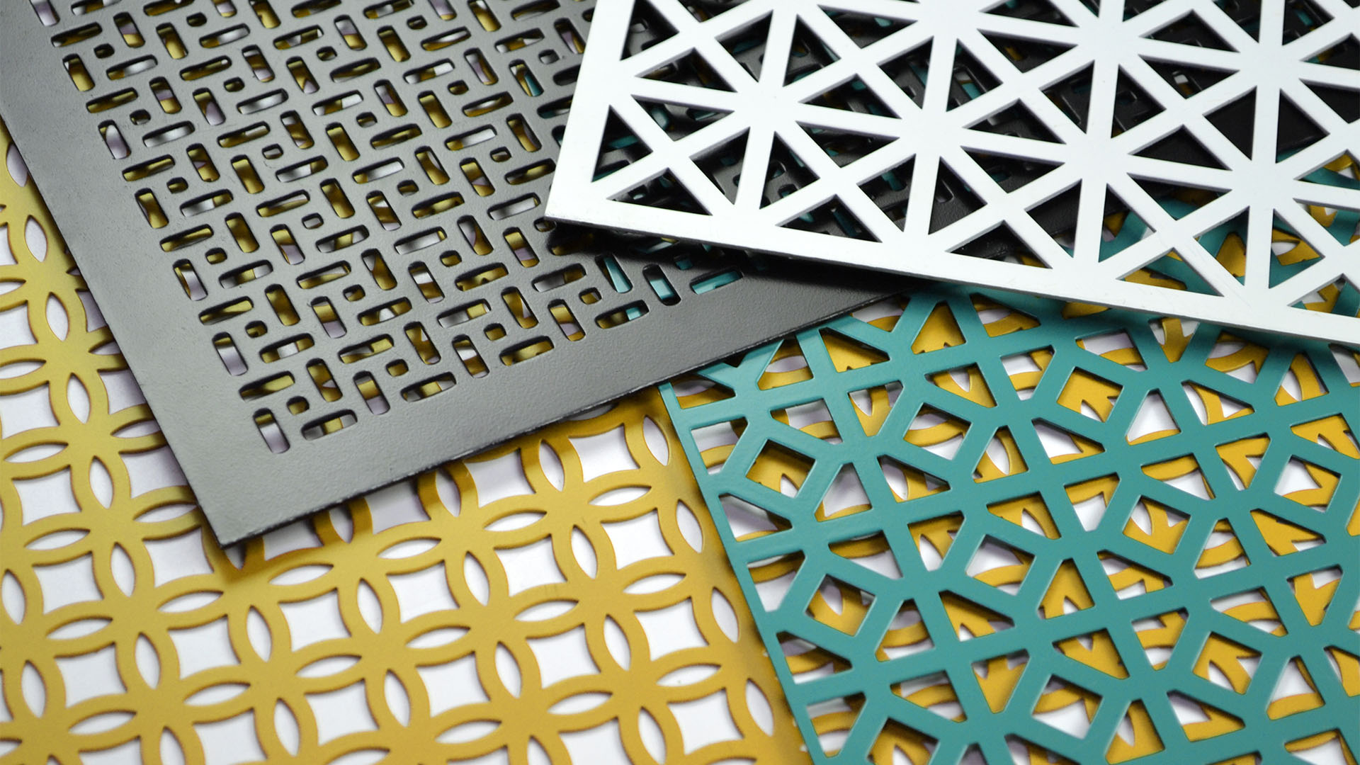 architectural decorative perforated metal sheet