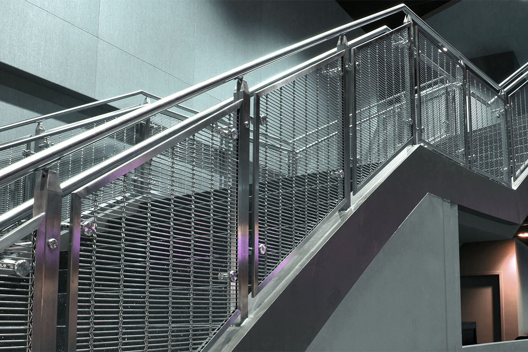 cable mesh railings