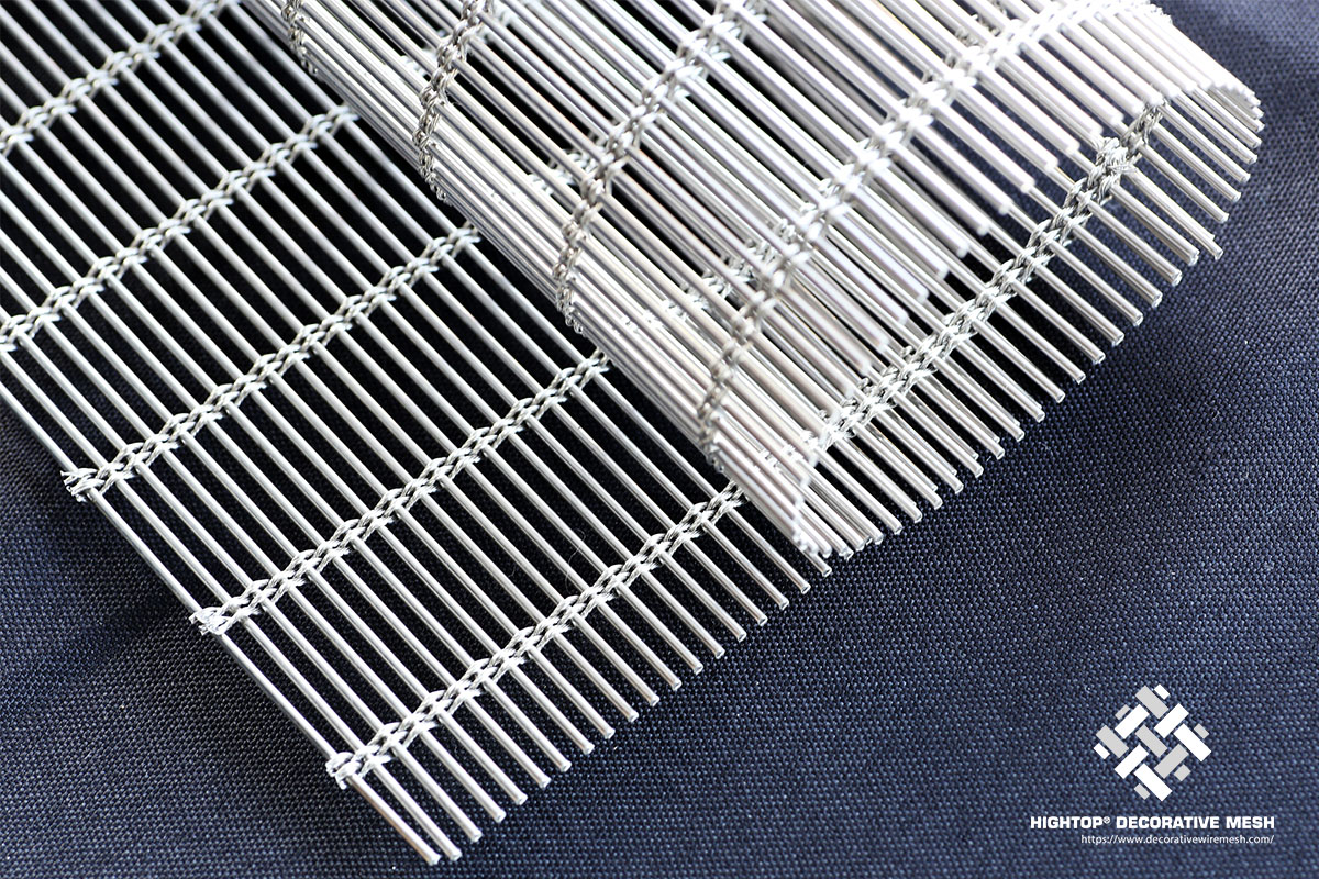 stainless steel flexible wire mesh roll