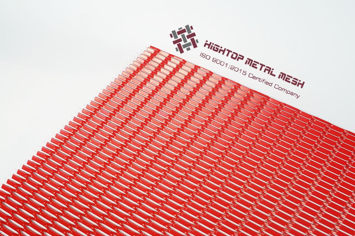 decorative expanded metal mesh panels