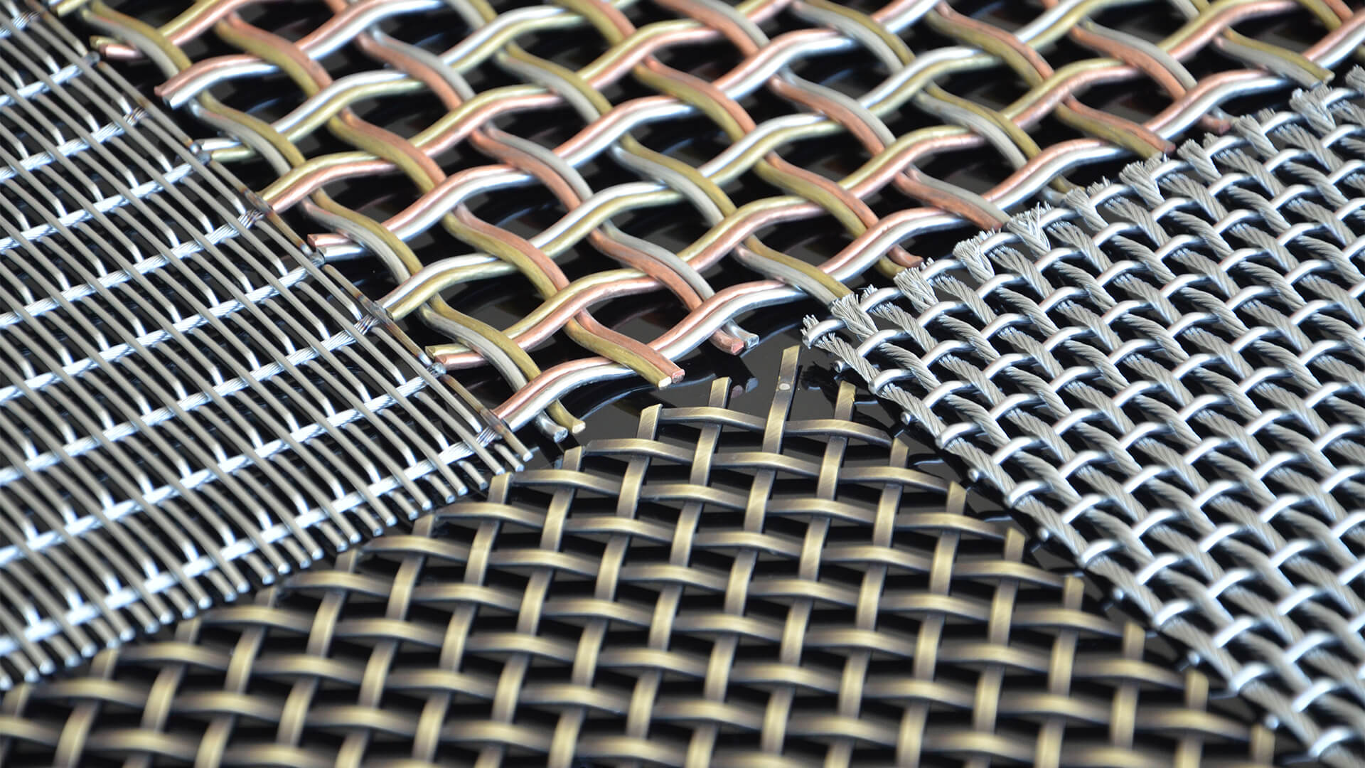 decorative metal mesh screen panels sheets architectural mesh