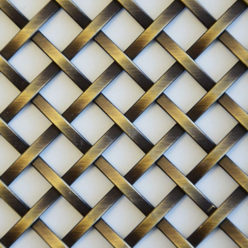 decorative wire mesh panels