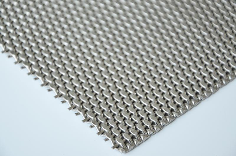 decorative woven wire mesh panel