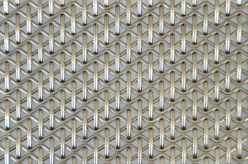 stainless steel decorative metal mesh screen with patterns