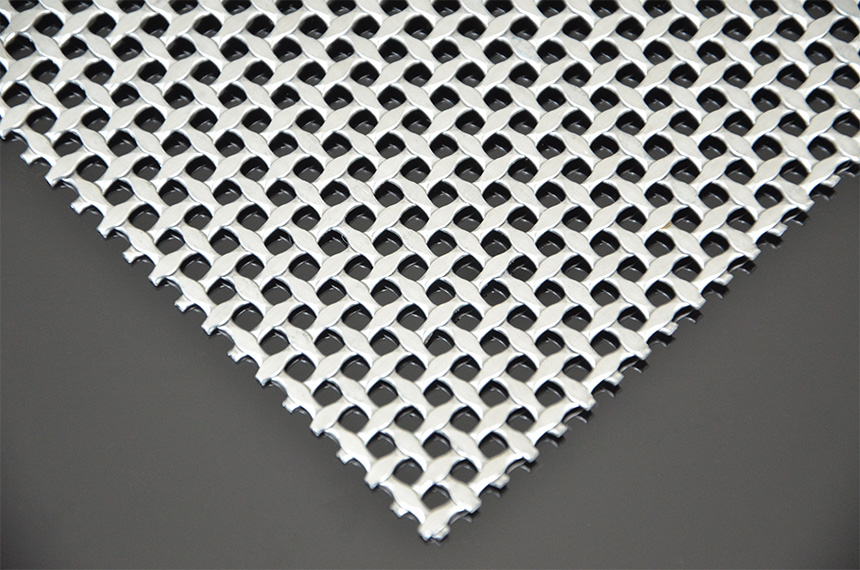 stainless steel decorative metal mesh screen