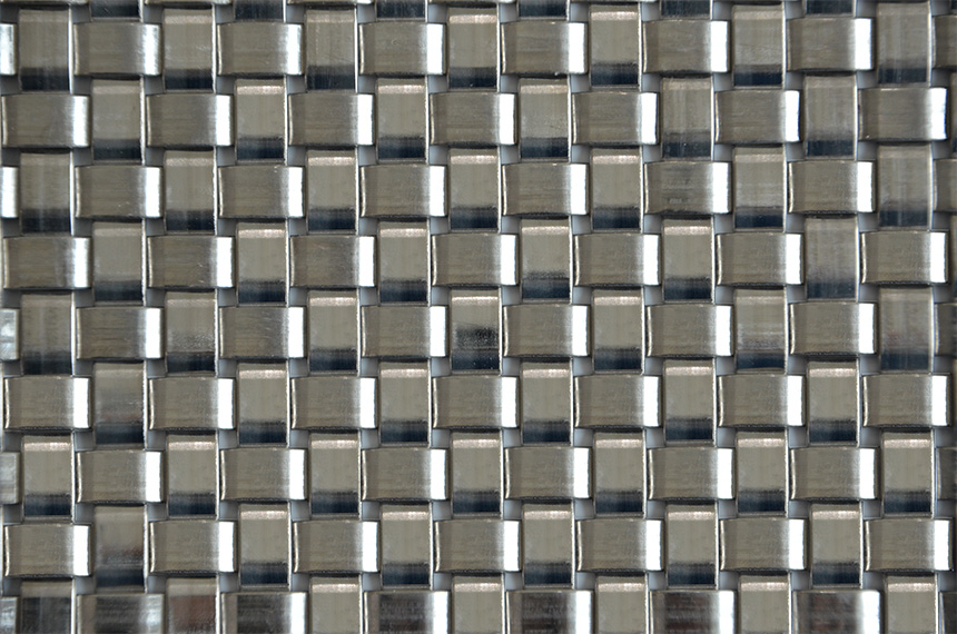 decorative stainless steel metal mesh sheets